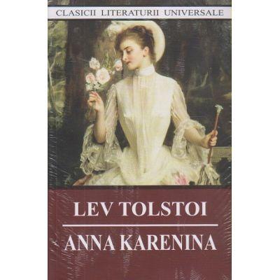 Anna Karenina ( Editura: Cartex, Autor: Lev Tolstoi ISBN 9789731048178)