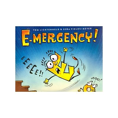 E-Mergency! ( Editura: Outlet - carte limba engleza, Autori: Tom Lichtenheld, Ezra Fields-Meyer ISBN 978-1-78344-037-5 )