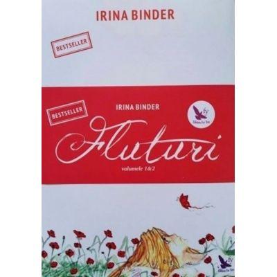 Fluturi - set vol I + vol II ( editura: For You, autor: Irina Binder, ISBN 978-606-639-102-3 )