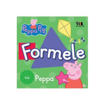 Peppa Pig: Formele cu Peppa ( Editura: Art Grup editorial, ISBN 978-606-788-298-8 )