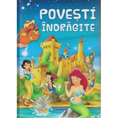 Povesti indragite (Editura: Flamingo Junior, ISBN 9786068555324)