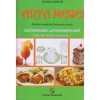 Arta mesei(Editura: Universitara, Autor: Elena Chirita ISBN 978-606-28-0875-4)