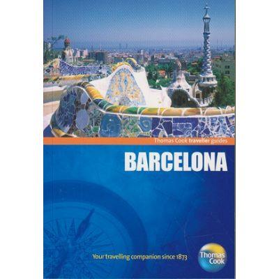 Barcelona ( Editura: Outlet - carte in limba engleza, Autor: Thomas Cook traveller guides ISBN 9781848483392)