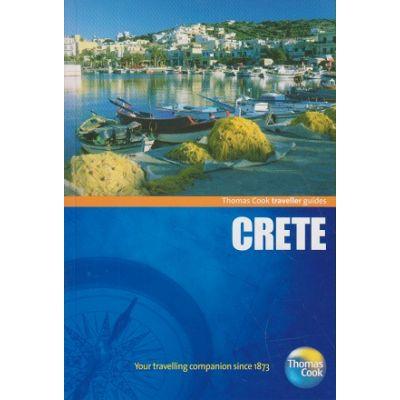 Crete ( Editura: Outlet - carte in limba engleza, Autor: Thomas Cook traveller guides ISBN 9781848483644)