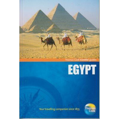 Egypt ( Editura: Outlet - carte in limba engleza, Autor: Thomas Cook traveller guides ISBN 9781848484245)