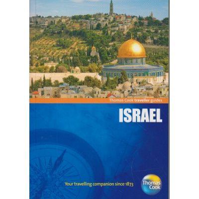 Israel ( Editura: Outlet - carte in limba engleza, Autor: Thomas Cook traveller guides ISBN 9781848484788)