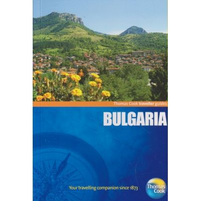 Bulgaria Traveller Guides (Michelin Travel&Lifestyle/Books Outlet, Autor: Thomas Cook ISBN 978-1-8484-389-7 )