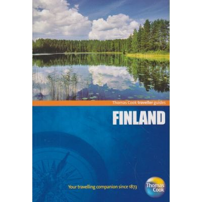 Finland traveller guides ( Editura: Michelin Travel&Lifestyle/Books Outlet, Autor: Thomas Cook ISBN 9781848485419 )