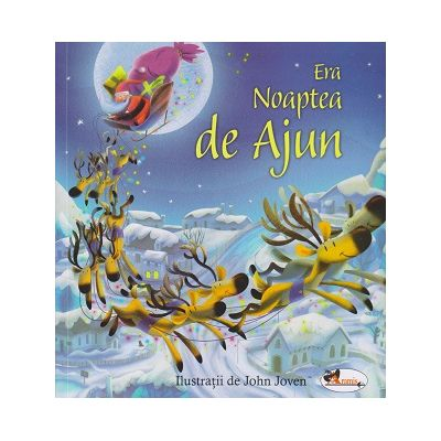 Era Noaptea de Ajun( Editura: Aramis, Autor: John Joven ISBN 9786060092148)