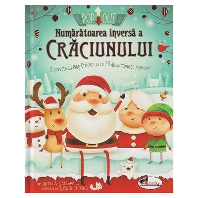 Numaratoarea inversa a Craciunului (Editura: Aramis, Autor: Stella Caldwell ISBN 9786060091660)