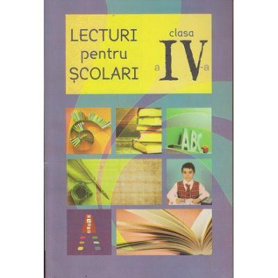 Lecturi pentru scolari clasa a 4 a (Editura: Astro ISBN 9786068660165)