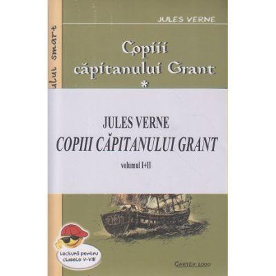 Copiii capitanului Grant(Editura: Carex, Autor: Jules Verne ISBN 9789731048789)