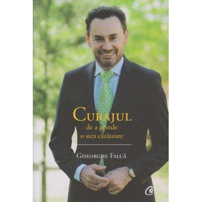 Curajul de a prinde o stea cazatoare(Editura: Curtea Veche, Autor: Gheorghe Falca ISBN 978-606-44-0482-4)