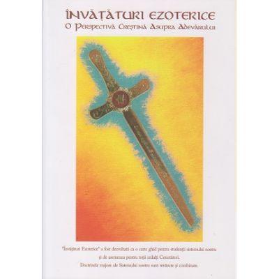 Invataturi ezoterice(ISBN 9786069295106)