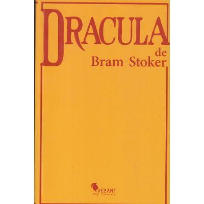 Dracula(Editura: Vellant, Autor: Bram Stoker ISBN 9786069800959)