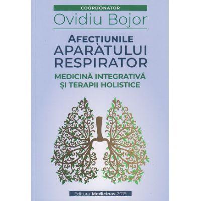 Afectiunile aparatului respirator (Editura: Medicinas, Autor: Ovidiu Bojor ISBN 978-606-94916-0-7)