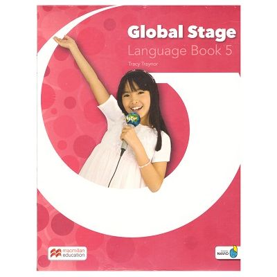 Global Stage Language Book 5 / Level 5 Student's Blended Pack ( Editura: Macmillan, Autor: Tracy Traynor ISBN 9781380002570)