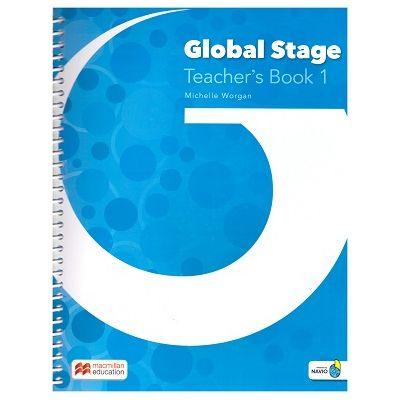 Global Stage Teacher's Book 1 ( Editura: Macmillan, Autor: Michelle Worgan ISBN 978-1-380-00212-9)