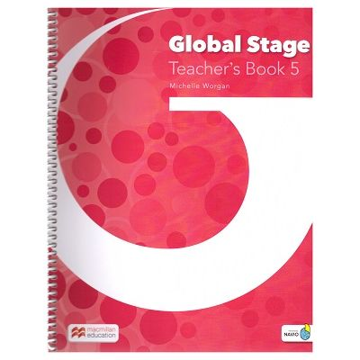 Global Stage Teacher's Book 5 ( Editura: Macmillan, Autor: Michelle Worgan ISBN 9781380002587)