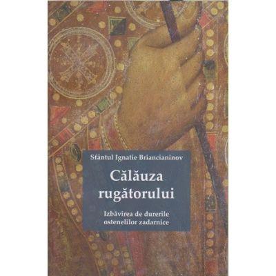 Calauza rugatorului/ Izbavirea de durerile ostenelile zadarnice (Editua: Sophia, Autor: Ignatie Briancianinov ISBN 9789731367224)