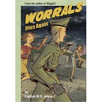 Worrals Flies Again ( Editura: IndieBooks/Books Outlet, Autor: W. E. Johns ISBN 9781908041111)