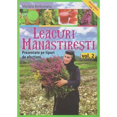 Leacuri Manastiresti volumul 2 ISBN 9786068756547)