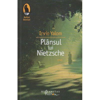 Plansul lui Nietzsche(Editura: Humanitas, Autor: Irvin Yalom ISBN 978-606-779-148-8)