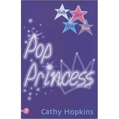 Pop Princess (Truth, Dare, Kiss or Promise) 2 ( Editura: Piccadilly Press/Books Outlet, Autor: Cathy Hopkins ISBN 9781853407321 )