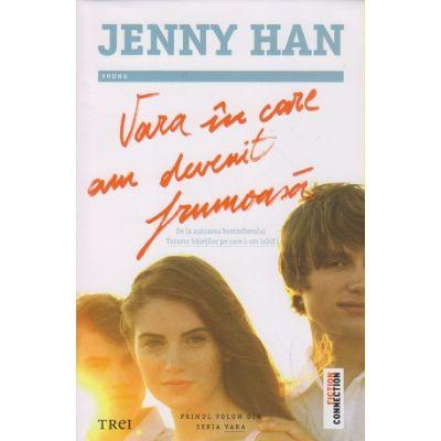 Vara in care am devenit frumoasa (Editura: Trei, Autor: Jenny Han ISBN 9786064006295)