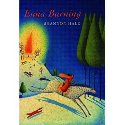 Enna Burning ( Editura: Bloomsbury/Books Outlet, Autor: Shannon Hale ISBN 9780747570691 )