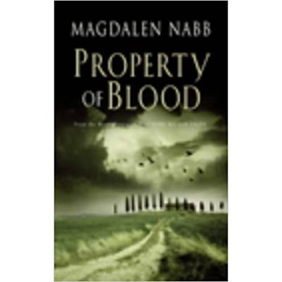 Property of Blood ( Editura: Gardners Books/Books Outlet, Autor: Magdalen Nabb ISBN 9780434010523 )