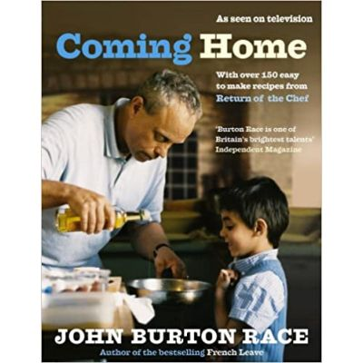 Coming Home: With Over 150 Easy to Make Recipes from Return of the Chef ( Editura: Ebury Press/Books Outlet, Autor: John Burton Race ISBN 9780091901639)