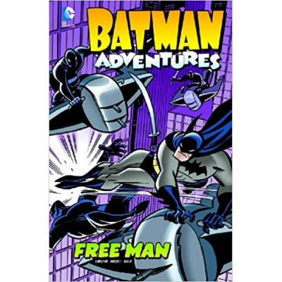 Batman Adventures: Free Man ( Editura: Raintree/Books Outlet, Autor: Ty Templeton ISBN 9781406254051)
