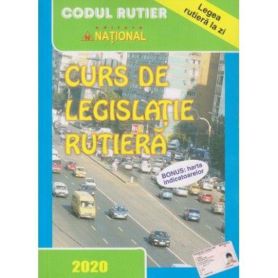 Curs de legislatie rutiera 2020 ( editura: National ISBN 978-973-659-226-3 )