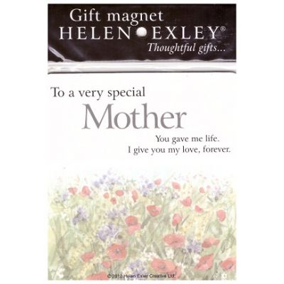 Gift magnet - To a very special Mother