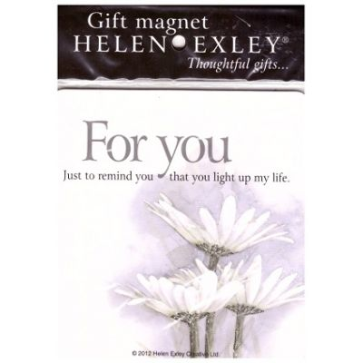 Gift magnet - For you