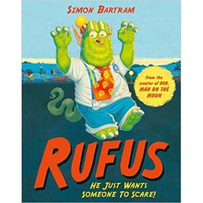 Rufus (Editura: Templar /Books Outlet, Autor: Simon Bartram ISBN 9781787410084)