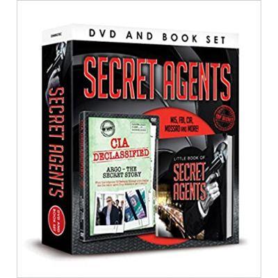 Secret Agents DVD/Book Gift Set