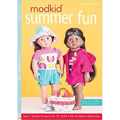 MODKID® Summer Fun ( Editura: C&T Publishing/Books Outlet, Autor: Patty Young ISBN 9781607059325)