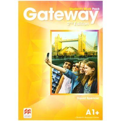 Gateway Student's Book Pack, 2nd Edition, A1+ ( Editura: Macmillan, Autor: David Spencer ISBN 9780230473058)