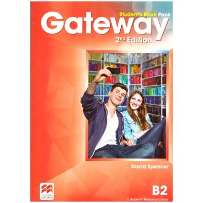 Gateway Student's Book Pack 2nd Edition - B2 ( Editura: Macmillan, Autor: David Spencer ISBN 9780230473188)
