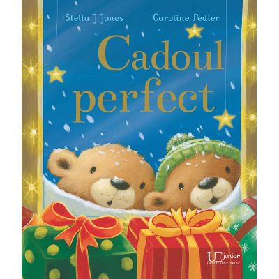 Cadoul perfect ( Editura: Univers Enciclopedic, Autori: Caroline Pedler, Stella J. Jones ISBN 9786067047639)