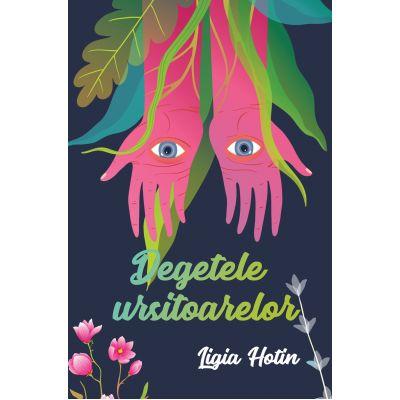 Degetele ursitoarelor. cartea destinului si a amprentei genetice ( Editura: Letras, Autor: Ligia Hotin ISBN 9786069668078)