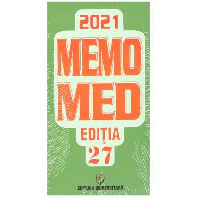 Memomed 2021 / Editia 27 (Editura: Universitara ISSN 2069-2447)