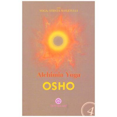 Alchimia yoga ( Editura: Mix, Autor: Osho ISBN 9786068460352)