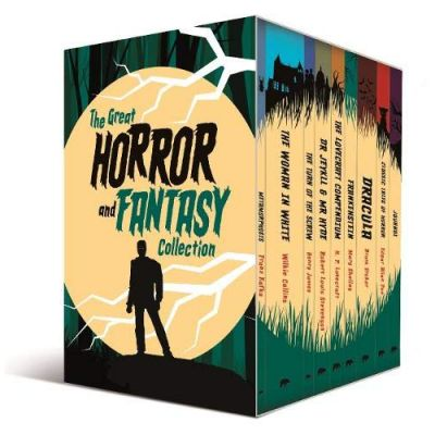 Great Horror & Fantasy Collection (box set) ( Editura: Arcturus /Books Outlet, Autor: Various Authors ISBN 9781838570613)