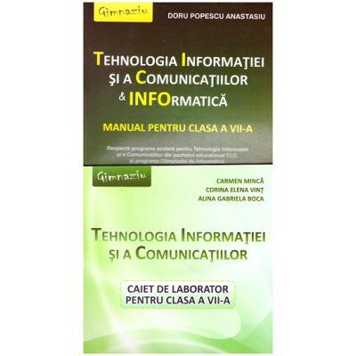 Pachet Tehnologia Informatiei si a Comunicatiilor clasa a VII-a