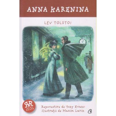 Anna Karenina (Editura: Curtea Veche, Autor: Lev Tolstoi ISBN 9786064408020)