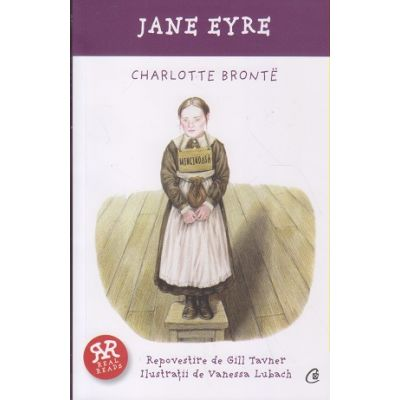 Jane Eyre (Editura: Curtea Veche, Autor: Charlotte Bronte ISBN 9786064409041)