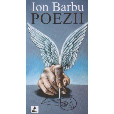 Poezii Ion Barbu (Editura: Agora, Autor: Ion Barbu ISBN 9786068391410)